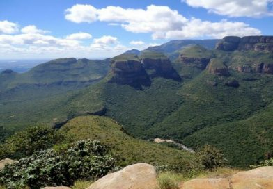 Blyde River Canyon, The World's Greenest Canyon.