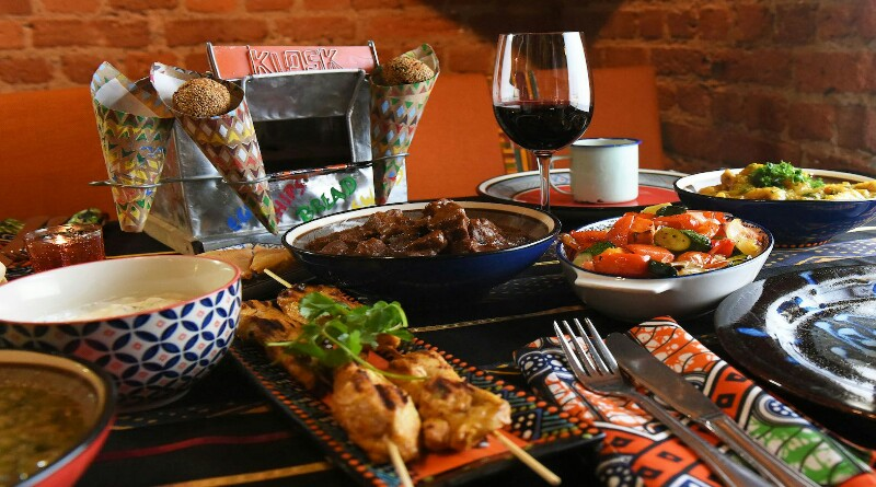 Extraordinary African Dining Experience at GOLD Restaurant