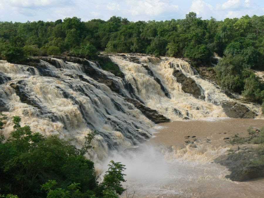 Gurara Waterfalls
