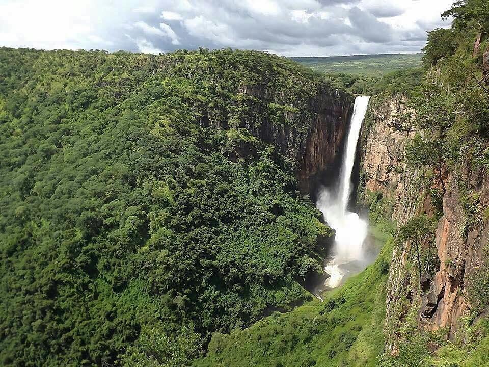 Kalambo Waterfall