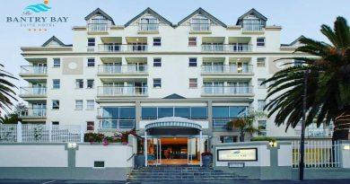 7 Reasons to visit Bantry Bay Suite Hotel