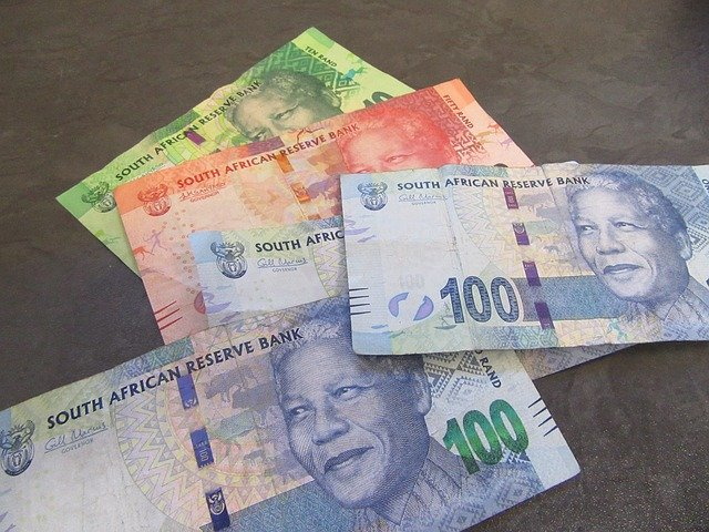 South Africa money