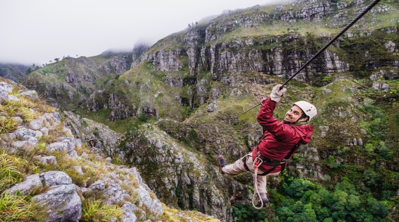 Conquer your fear of heights with a Cape Canopy Tour ziplining adventure