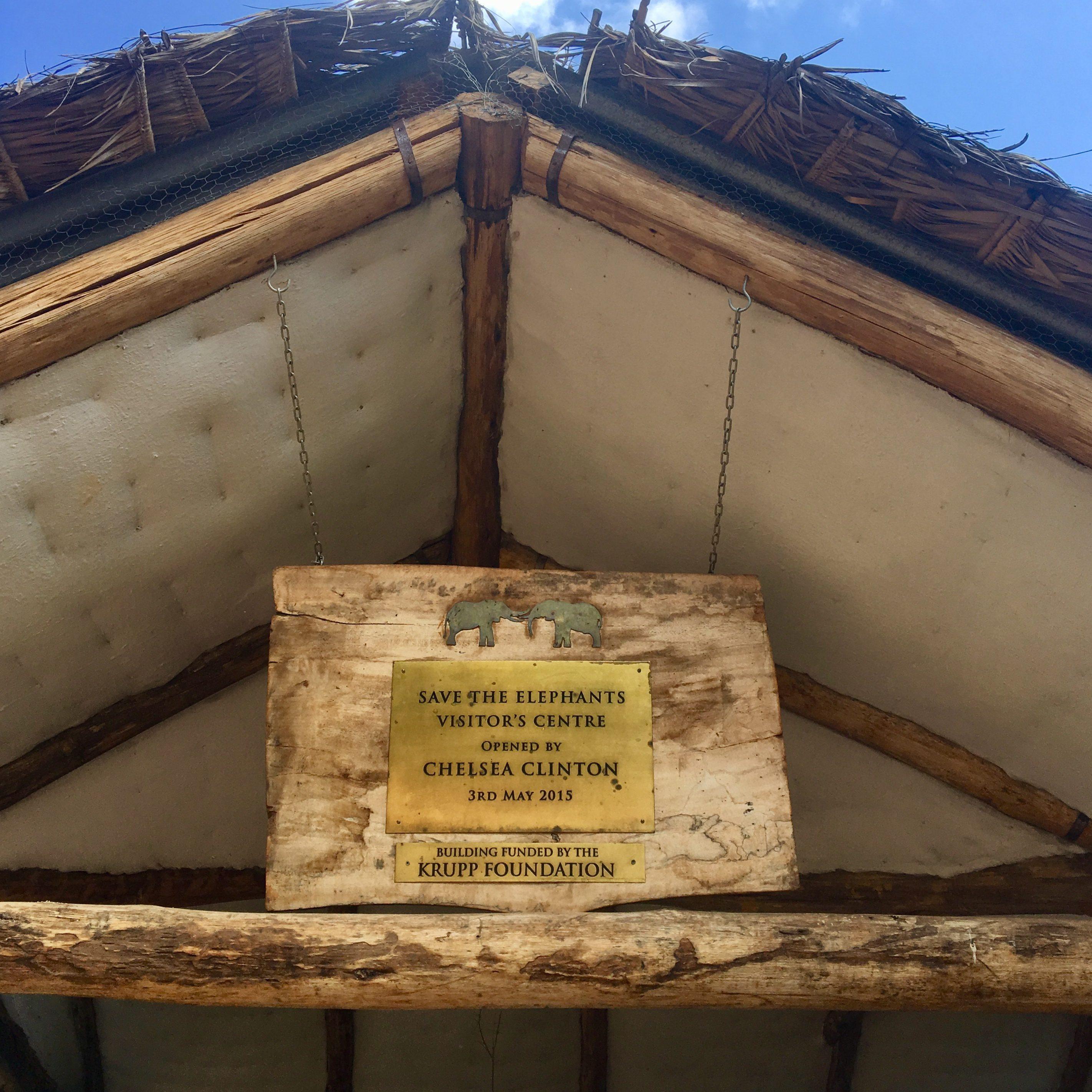 Save The Elephants Visitors Centre
