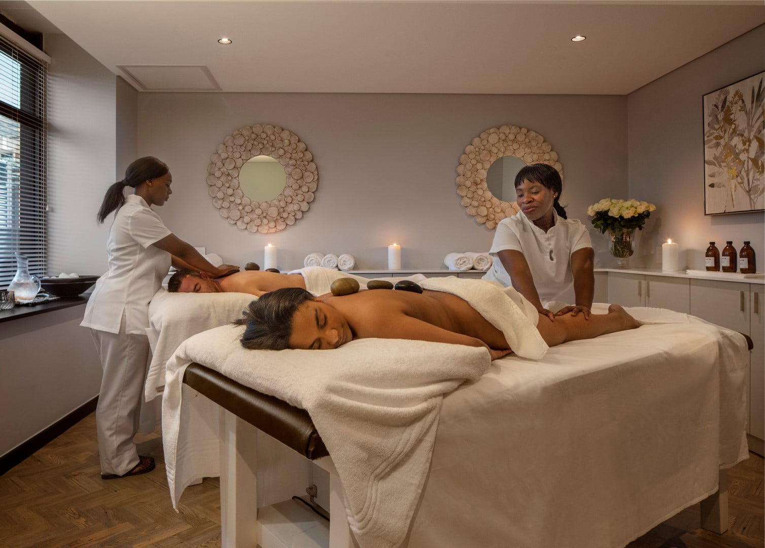 Sanctuary Spa Couples Treatment