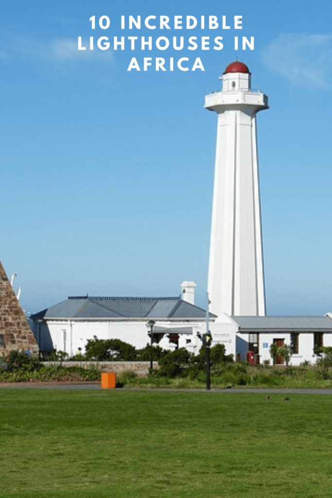 Lighthouses in Africa