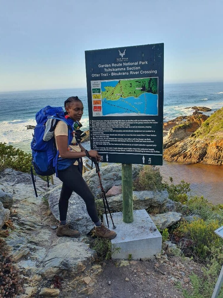hiking trails in South Africa